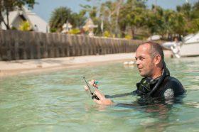 Phuket IDC Course Director Richard Reardon