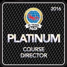Platinum Course Director